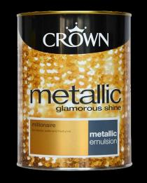 Kolekcja Crown Metallic