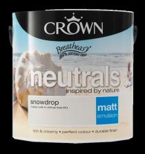 Kolekcja Crown Neutrals